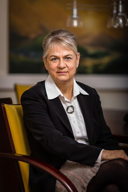 Samarbetande advokat Inger Boman