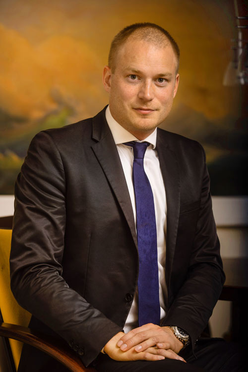 Jur.kand. Gustaf Lantz